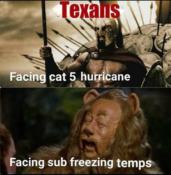Texas Is Just A Whole Another World