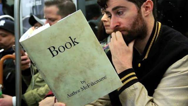 This Man Creates Perfect Fake Book Covers For Everyone Way-Too-Interested