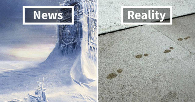 "UK Is Panicking Because Of ""Awful Snowstorms"" And Reality Is Hilarious"