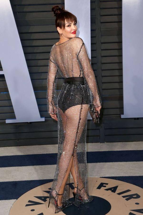 Singer Bleona Qereti Sets A New Standard For Revealing Dresses!
