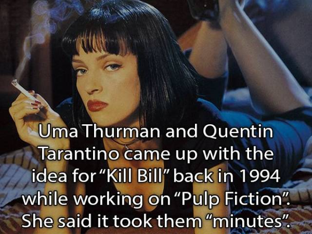 "Deadly Facts About ""Kill Bill"" Movies"