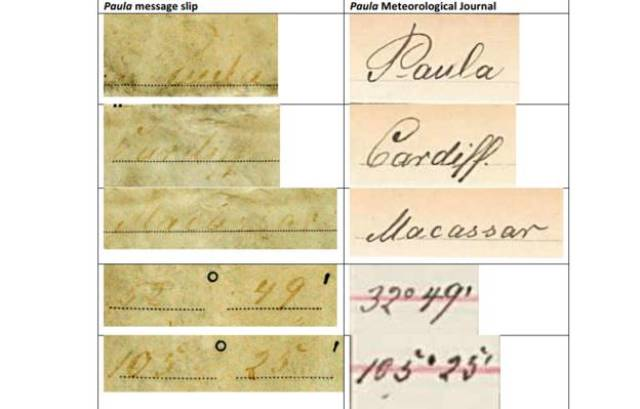 132-Year-Old Message Could Actually Be Real