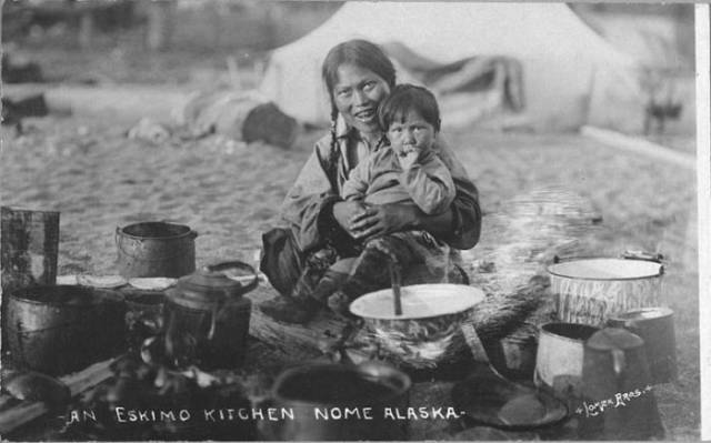 an overview of the eskimos Europeans in north america used to refer to the inuit as eskimos, but the people consider that term pejorative overview of cultural history.