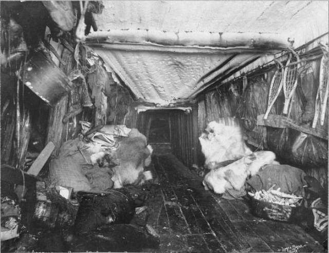 Eskimos Life From The Time Of The Gold Rush