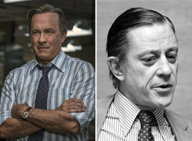 How Masterfully Actors Copied Famous People They Played
