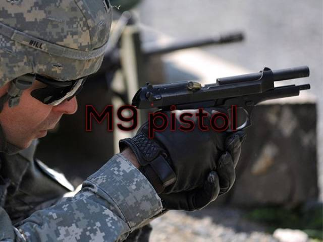 Take A Look At All Of US Army's Weapons