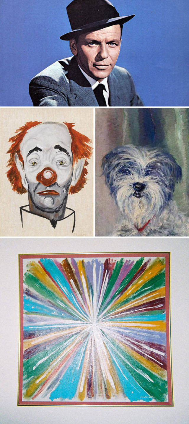Many Celebrities Also Have Talents In Art