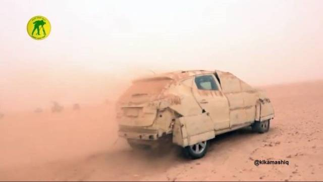 When You Turn Your Car Into A Tank
