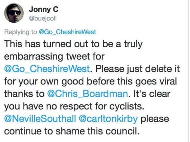 City Council Shouldn't Have Posted That As An Excuse For Not Fixing A Giant Pothole