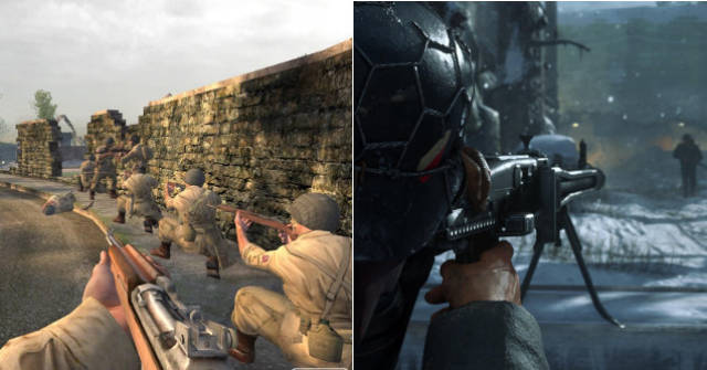 Gaming Visuals Have Changed So Much Over The Years