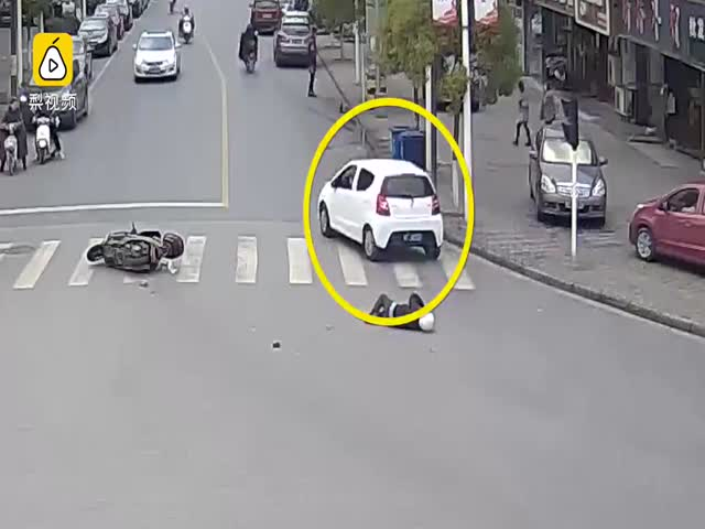 Karma On The Road Is Swift And Merciless