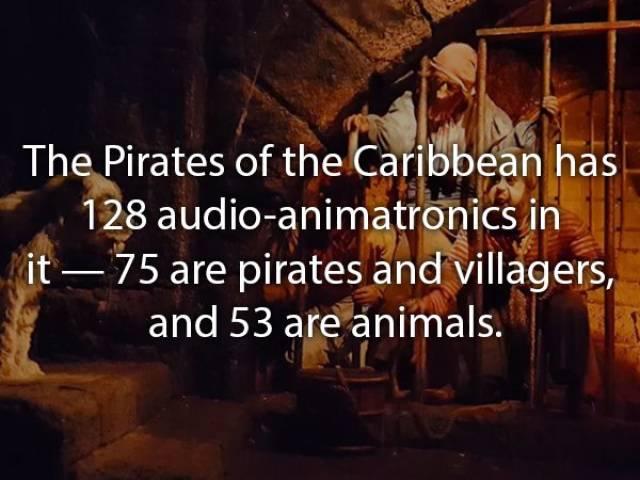 Disneyland Is Full Of Entertaining Facts