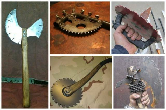 In Case Of A Zombie Apocalypse, Use These Weapons