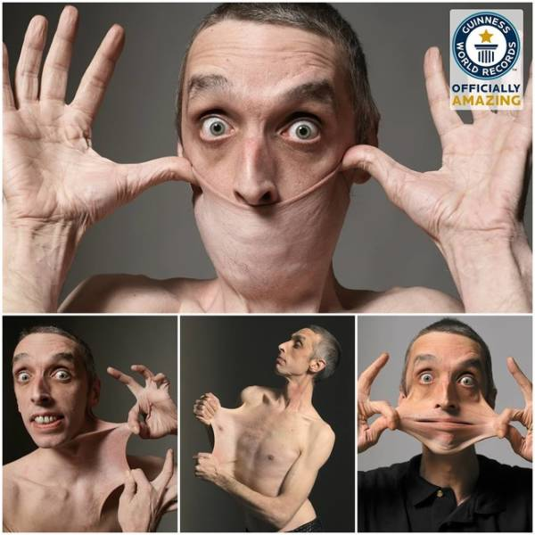 People Who Have World Record Holding Bodies!