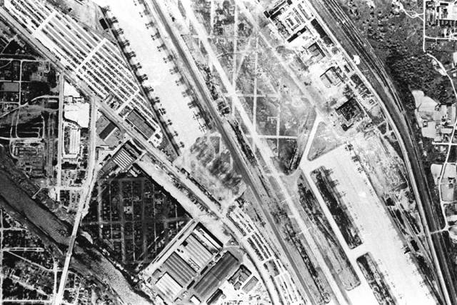 "A City That Was Built Just To Hide ""Boeing"" Factory In War Against Japan"