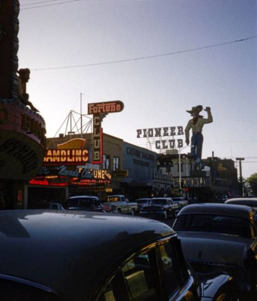 This Is How Las Vegas Looked Like Back In The 1950s