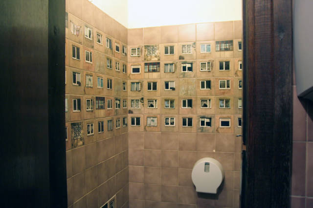"""In Lithuania There's Now A """"WC For Architects"""""""