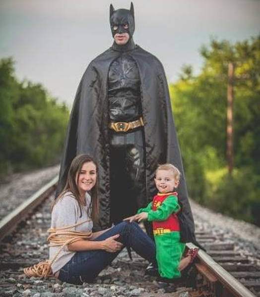 Everybody Loves Family Photos! (Almost)