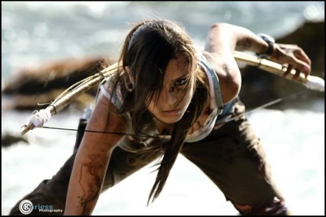 Lara Croft Cosplays Are Especially Sexy