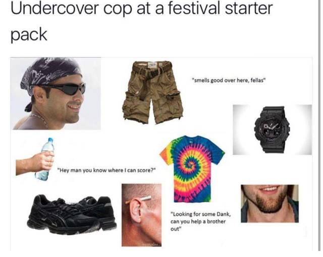 Starter Packs Are Always Spot On