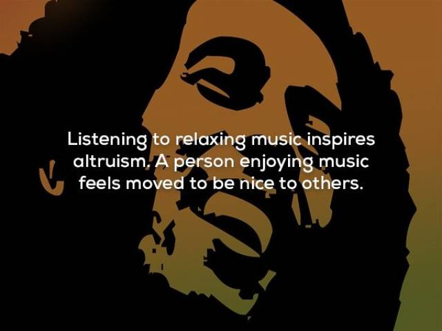 Music Affects Our Bodies In So Many Different Ways