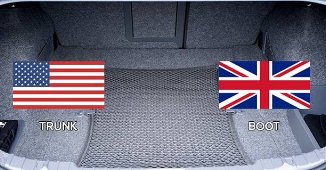 British And American English Still Differ Immensely
