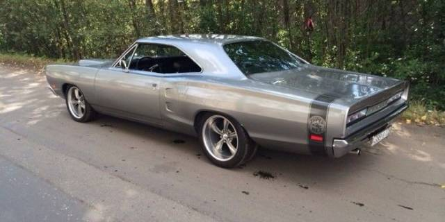Dodge Coronet 1969 Super Bee Gets A Second Chance