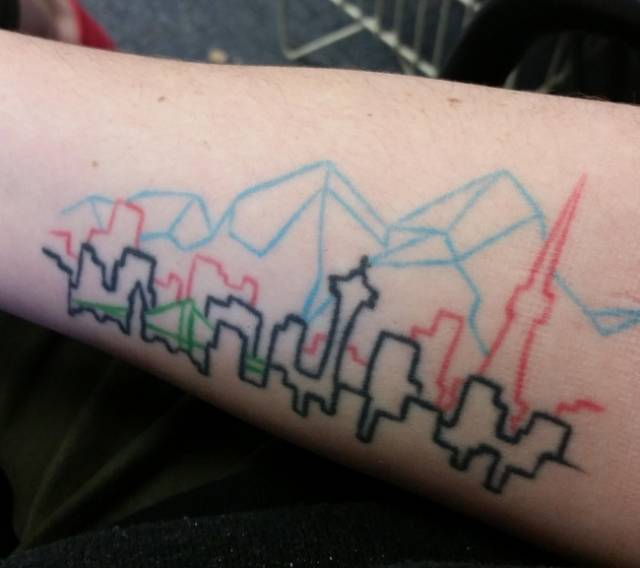 These Are Not Your Casual Everyday Tattoos