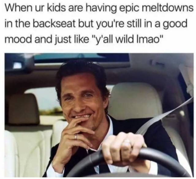 Parenting Is Full Of Pain And Memes