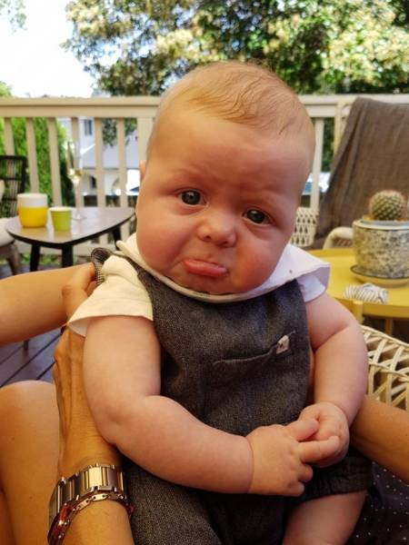 Babies Are Always Emotional To No End