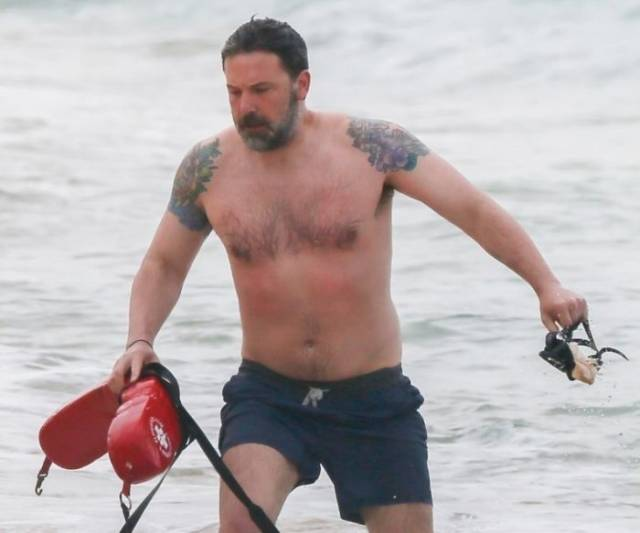 Everyone Can't Stop Laughing At Ben Affleck's New Tattoo
