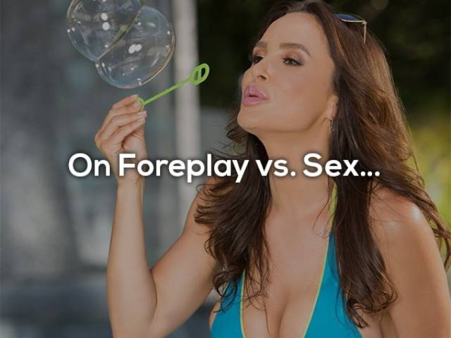 Lisa Ann Might Teach You Something About Sex