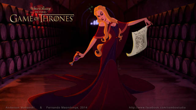 """What If """"Game Of Thrones"""" Was Produced By Disney…"""