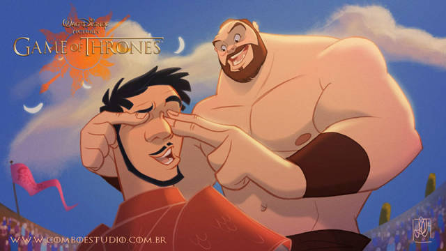 "What If ""Game Of Thrones"" Was Produced By Disney…"