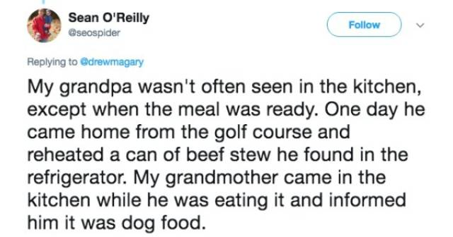 Grandpas Are Crazy And They're Not Ashamed Of It