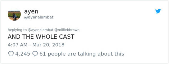 """This Boy's """"Stranger Things"""" Birthday Party Was Ignored By His Friends But Not By Millie Bobby Brown"""