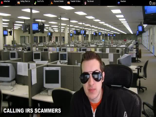 When Scammer Becomes The Victim