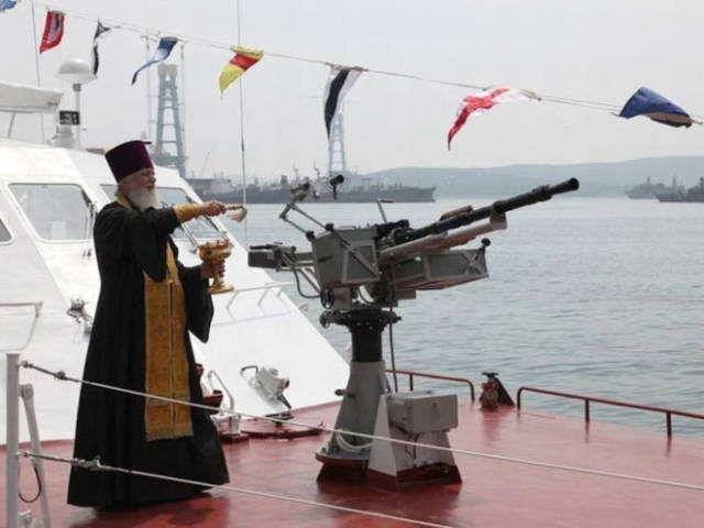 Even Weaponry Should Be Blessed