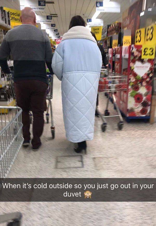 Fashion Is Certainly What They're Best At…