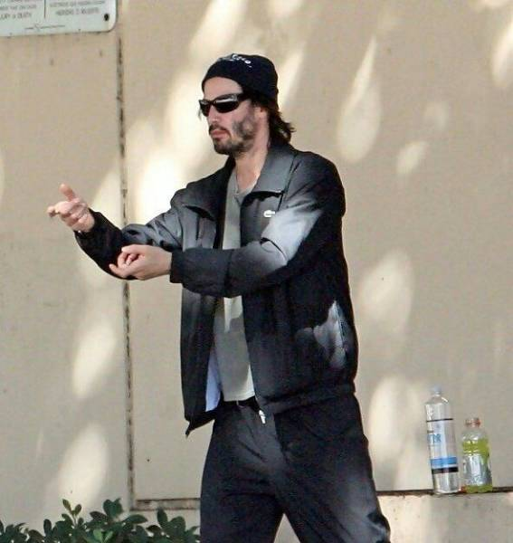 Keanu Reeves Lives His Life How He Wants To