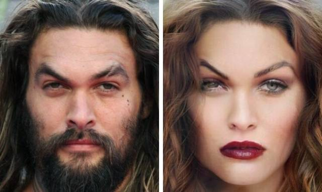 Alpha Males Would Look Much Better As Women…Or Would They?