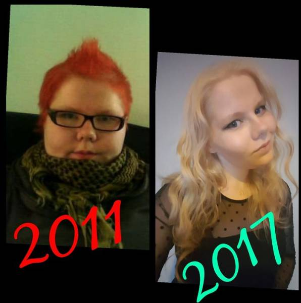 When It's Been Just 6 Years But So Much Have Changed…