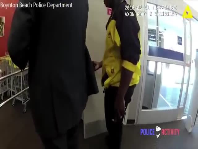 Fake U.S. Marshal Gets Arrested by Real Cops in Florida