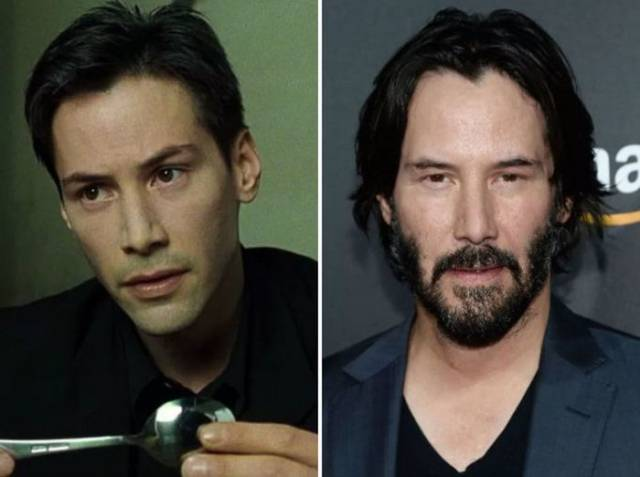 """The Matrix"" Is 19 Years Old Already. Here's The Cast Now"