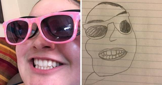 People Are Going Crazy About This Guy's Amateur Portraits