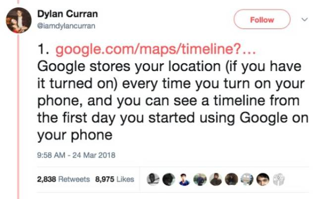 Google And Facebook Really Do Know Everything About Us…