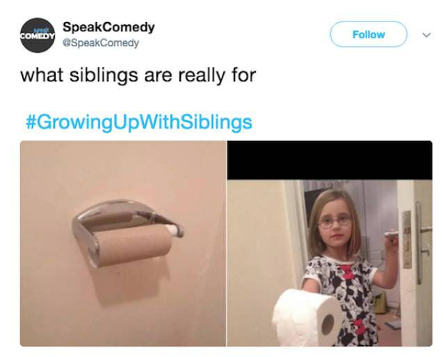 In Sibling Wars Only The Strongest Survive