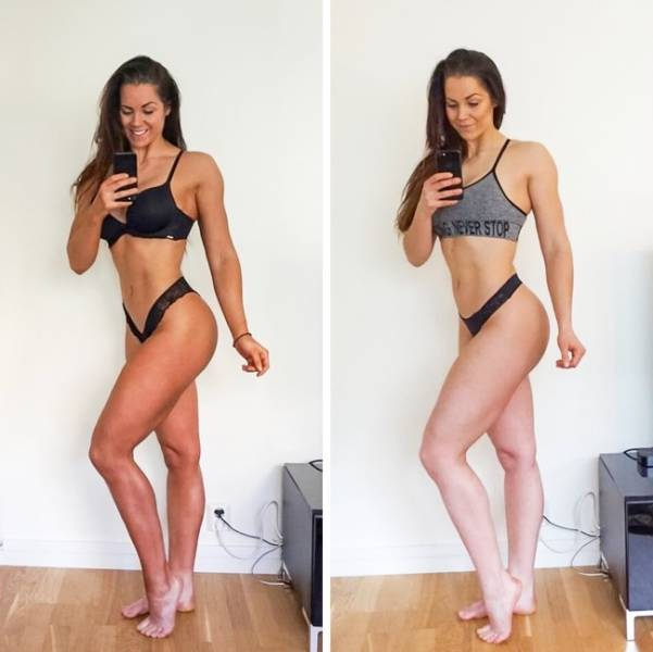 Instagram Girls Know How To Take Those Perfect Photos…