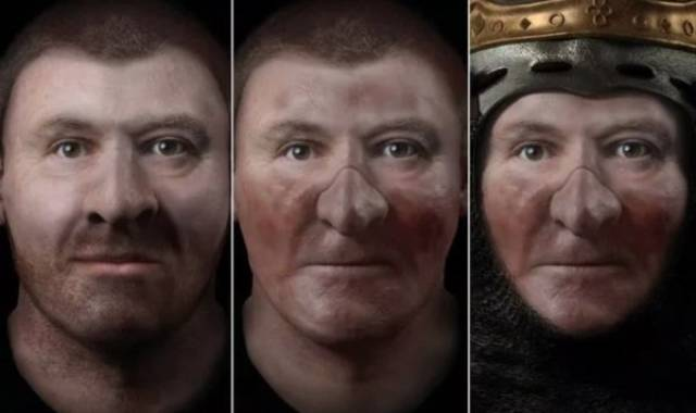 Thanks To CGI We Can Take A Look At Real Faces Of Famous Historical Figures!