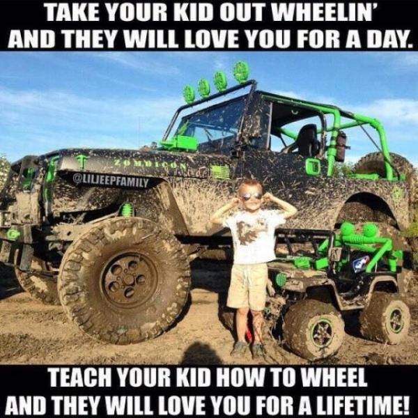 Jeep Memes Always Get Into Trouble